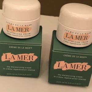 Lamer 2 jars included in price